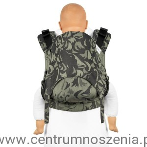 Fidella® Fusion 2.0 - WOLF - REED GREEN - Toddler