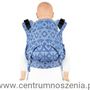 Fidella® Fusion 2.0 - NIGHT OWL - SMOOTH BLUE - Toddler