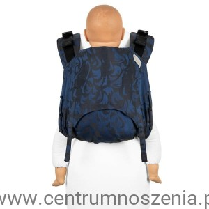 Fidella® Onbuhimo V2 WOLF - ROYAL BLUE - Toddler